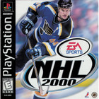 NHL 2000 - PS1 (With Box and Book)