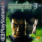 Syphon Filter 3 - PS1 (With Box and Book)