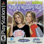 Mary-Kate and Ashley Magical Mystery Mall - PS1 (With Box and Book)