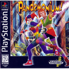 Pandemonium! - PS1 (With Box and Book)
