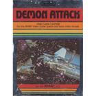 Demon Attack (Blue Label) - Atari 2600 (Cartridge Only, Label Wear)