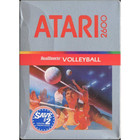 RealSports Volleyball (Silver Label) - Atari 2600 (Cartridge Only)