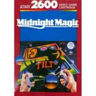 Midnight Magic - Atari 2600 (Cartridge Only, Label Wear)