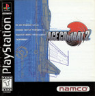 Ace Combat 2 - PS1 (With Book)