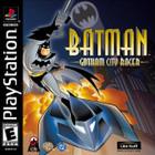 Batman Gotham City Racer - PS1 (With Book)