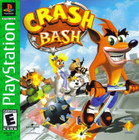 Crash Bash - PS1 (With Book)