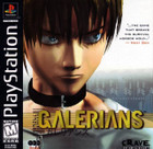 Galerians - PS1 (With Book)