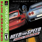 Need for Speed High Stakes - PS1 (With Box, No Book/Cover)