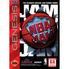 NBA Jam - Sega Genesis
