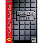 Robocop versus Terminator - Sega Genesis (With Box and Book)