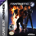 Fantastic 4 - GBA (Cartridge Only, Label Wear)