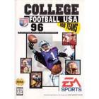 College Football USA 96 - Sega Genesis (Cartridge only, Label Wear)