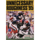Unnecessary Roughness '95 - Sega Genesis (Cartridge only, Label Wear)