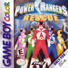Power Rangers: Lightspeed Rescue - GBC (Cartridge Only, Cartridge Wear)