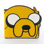 Adventure Time Jake Bi-Fold Wallet Yellow