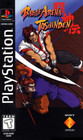 Battle Arena Toshinden - PS1 (With Book)