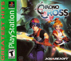 Chrono Cross - PS1 Greatest Hits (With Book)