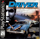 Driver - PS1 (With Book)