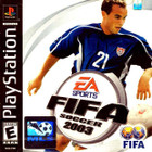 FIFA Soccer 2003 - PS1 (With Book)