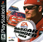 NASCAR Thunder 2003 - PS1 (With Book)