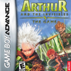 Arthur and the Invisibles: the Game - GBA (Cartridge Only)
