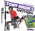 Tony Hawk's Motion Featuring Hue Pixel Painter - DS (Cartridge Only)