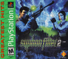 Syphon Filter II (Greatest Hits) - PS1 (With Book, Excellent Condition)