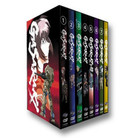 Gasaraki Perfect Collection (Eight-Disc DVD Set) - DVD (Anime)