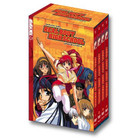 Real Bout High School Complete Series (4-Disc Set) Collector Box NOT Included