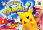 Hey You, Pikachu! - N64 (Cartridge Only)