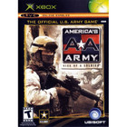America's Army: Rise of a Soldier - XBOX