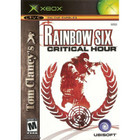 Tom Clancy's Rainbow Six Critical Hour - XBOX
