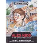 Alex Kidd in the Enchanted Castle - Sega Genesis (Cartridge Only, Label Wear)