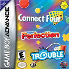 Connect Four/Perfection/Trouble GBA (Cartridge Only)