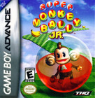 Super Monkey Ball Jr. - GBA (Cartridge Only, Label Wear, Cartridge Wear)