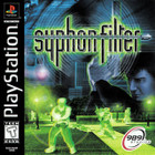 Syphon Filter - PS1 - (Used, With Book)