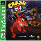 Crash Bandicoot 2: Cortex Strikes Back - PS1 (Disc Only)