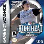 High Heat Major League Baseball 2003 - GBA (Cartridge Only)