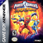 Power Rangers Ninja Storm - GBA (Cartridge Only)