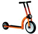 Orange Pilot Scooter