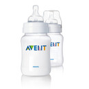 AVENT Feeding Classic Bottle  9 OZ (12- 2 PACKS)