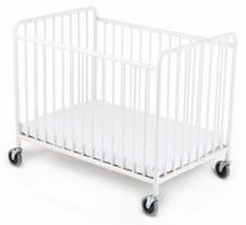 StowAway™ Compact-Size Folding Crib