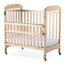 Serenity Compact Safe Reach Crib Mirror Headboard w/adjustable Mattress Board
