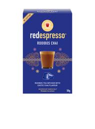 Red Espresso Capsules CHAI - Nespresso® Compatible (10)