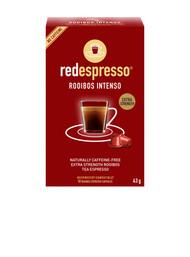 Red Espresso Capsules INTENSO - Nespresso® Compatible (10)