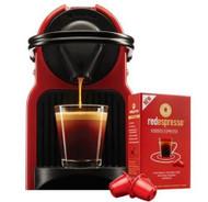 Red Espresso Capsules - Nespresso® Compatible (10)