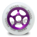 PROTO Sliders 110MM White on Purple