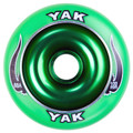YAK 100mm Scat Metalcore Green