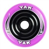 YAK 110mm Scat Metalcore Purple on Black