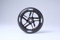 Envy 120mm Wheels - Black / Black - Pair